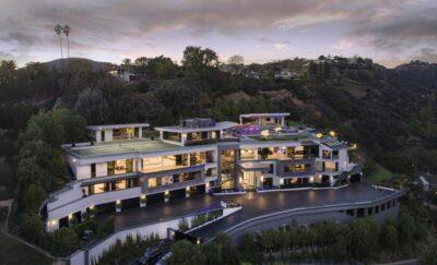 La mansion de Dan Bilzerian en Bel Air