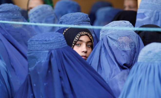 La mirada en Afganistan